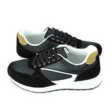 Кросівки LaVento 11016 Чорні 40 (716584)