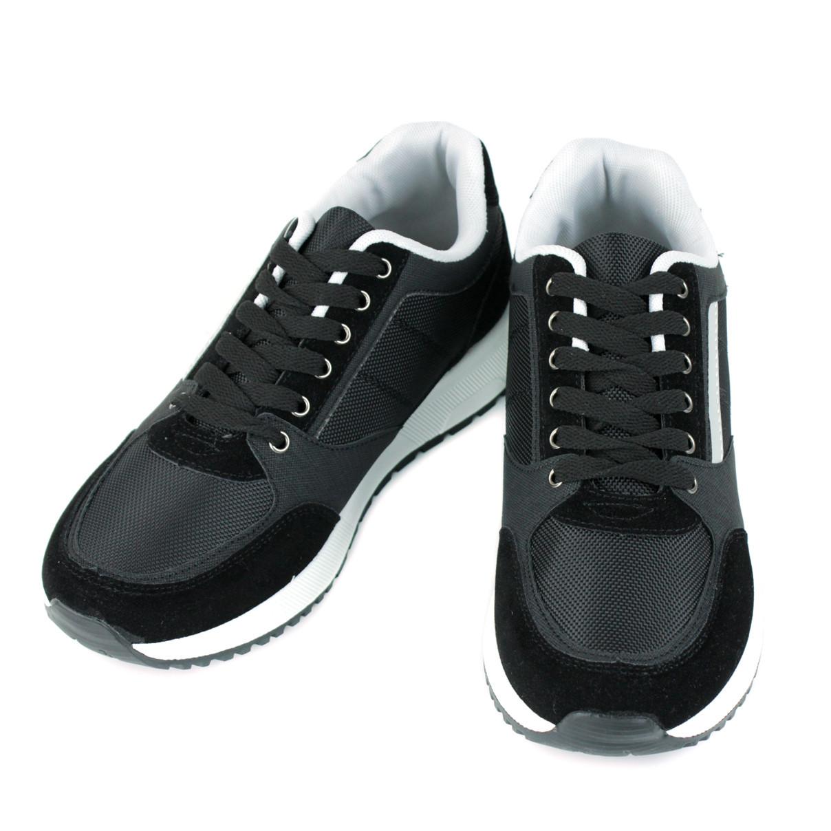 Кросівки LaVento 11070 Чорні 40 (716587)