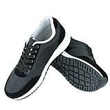 Кросівки LaVento 11070 Чорні 40 (716587), фото 3
