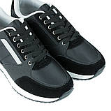 Кросівки LaVento 11070 Чорні 40 (716587), фото 4