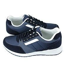 Кросівки чоловічі сірі LaVento