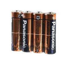 Батарейки Panasonic LR06 / 4sh Alkaline Power 1x4 шт. AA