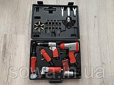 Набор пневмоинструментов LEX LXATK24 / 24 ед. в кейсе, фото 2
