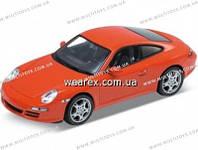 Welly.Сборная модель машинка металл. 1:24 Porsche 911(997) Carrera S. Coupe, 22477KB