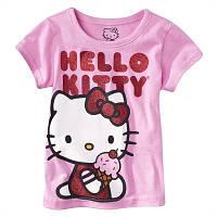 Футболка Hello Kitty  для девочки