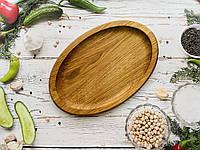 Деревянная доска для подачи блюд, 35х23, фото 1