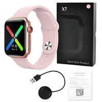 Смарт часы Smart Watch X7 с тонометром