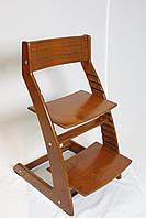 Растущий стул Тимолк, растущий стул Q5 орех