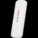 Комплект Модем 3G 4G LTE ZTE MF833V с антенной КВАДРАТ 17 дБи, фото 5