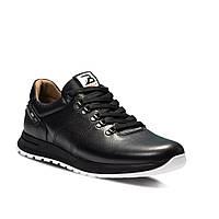 Мужские кожаные туфли Bumer, Чёрные