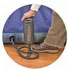 Ручной насос Intex насос для накачивания всех видов надувных изделий, фото 7