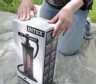 Ручной насос Intex насос для накачивания всех видов надувных изделий, фото 10