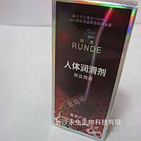 Гель (крем, смазка) для сужения влагалища Жуньмэй RUNHUAJI, 50г (Вкус Клубники) , фото 1