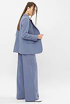 Класичний піджак жіночий модель 2021 року розміри 42-50, фото 3