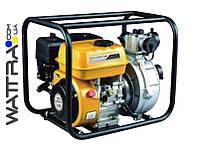 Мотопомпа FORTE FP20HP (36 м3/ч) высоконапорная бензиновая помпа