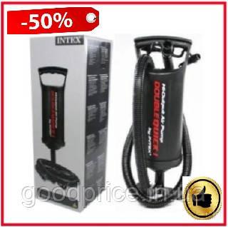 Ручной насос Intex насос для накачивания всех видов надувных изделий