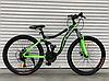 """Горный Велосипед TopRider 26 дюймов """"910"""" Размер рамы 17  синий, фото 2"""
