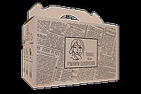 Полотенца в коробке 40х70 см (25 шт/пач,100 шт/кор)