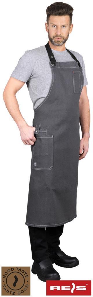 Фартух захисний з джинсової тканини GRANDE_90X105 DS 90X105