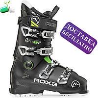 Лижні черевики ROXA RFit S (black / black / green), фото 1