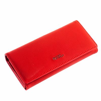 Кошелек ClassicSeries красный, эко кожа, 712 red