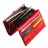 Кошелек ClassicSeries красный, эко кожа, 712 red, фото 2