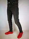 Мужские джинсы зауженные, фото 2