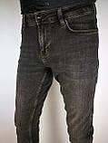 Мужские джинсы зауженные, фото 7