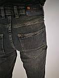 Мужские джинсы зауженные, фото 6