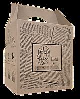 Рушники в коробці 40х70 см (25 шт/пач,50 шт/кор)