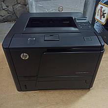 Принтер  HP LaserJet Pro 400 M401d  пробіг 70 тис. з Європи