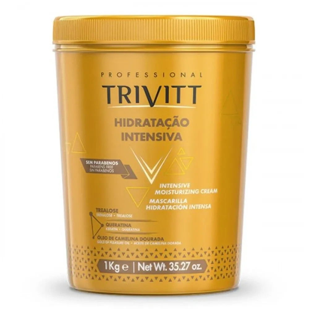 Интенсивно-Увлажняющая Маска Trivitt Intensive Moisturing Mask 1000g