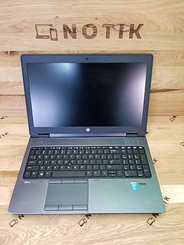 Ноутбук HP Zbook 15 G3  i7-6820HQ 2.7GHz/16Gb/512ssd/Intel HD 530+nVidia Quadro M1000M/Full HD