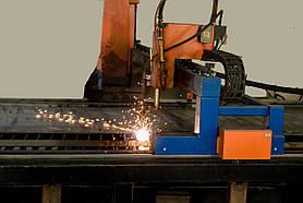 Плазмове різання і розкрій кольорового металу, нержавіючої сталі