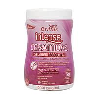 Маска-сыворотка 2в1 для укрепления и блеска волос Intense Creme Tratamento Oleo de Ceramidas 1000 g