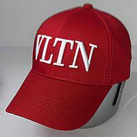 Бейсболка кепка з принтом VLTN Репліка, фото 1