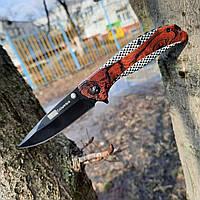 Складной полуавтоматический нож Columbia. Ножи для охоты, туризма, рыбалки