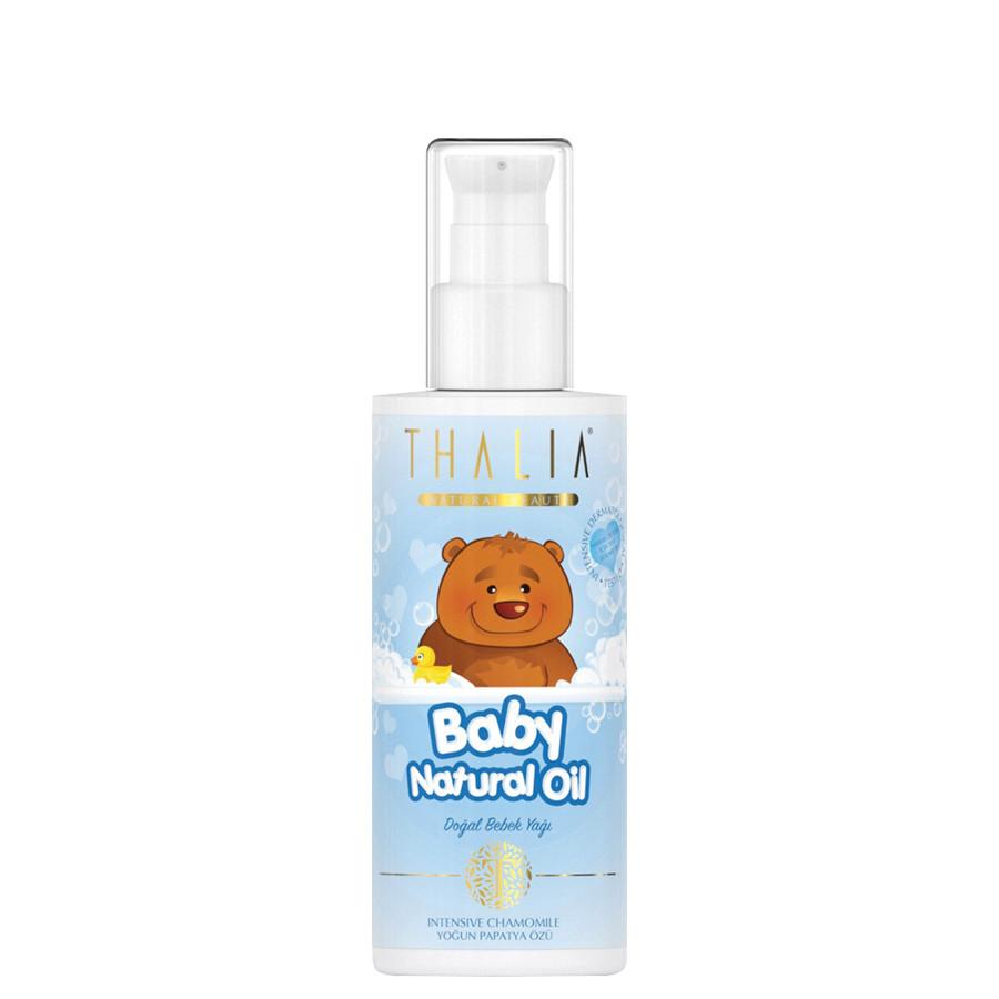 Увлажняющее детское масло для мальчиков THALIA, 180 мл