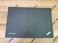 Ультрабук Lenovo ThinkPad T450 i5-5300u/8gb/128ssd/HD+, фото 4