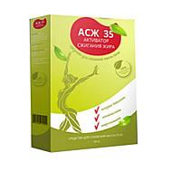 АСЖ 35 - Активатор спалювання жиру - ОРИГІНАЛ, фото 1