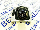 Ручка перемикання передач з чохлом Mercedes C207 A2072670510, A2122671088, фото 3