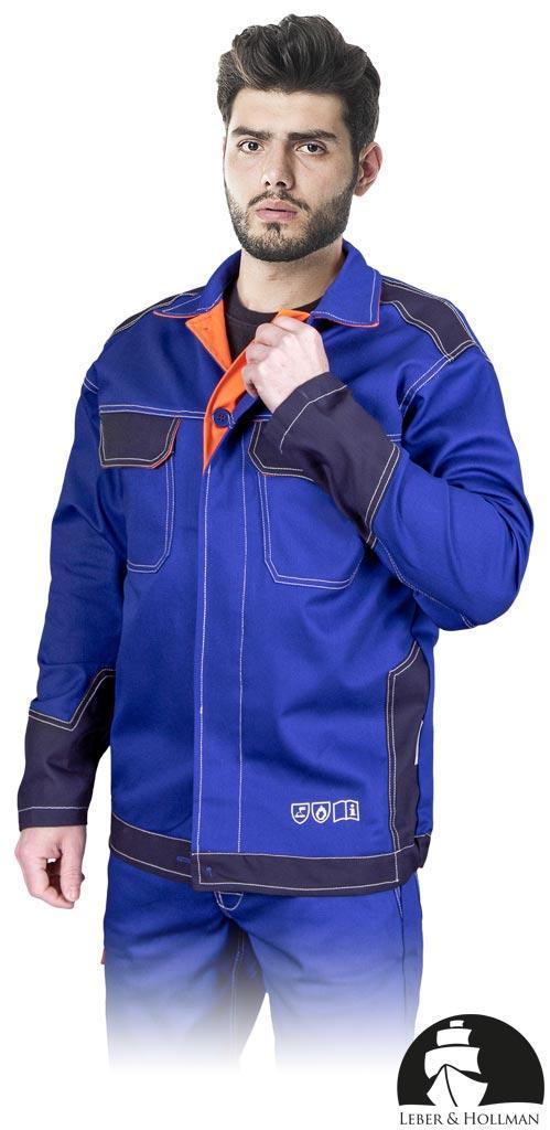 Блуза захисна вогнестійка для зварювальників LH-SPECWELD-J NGP