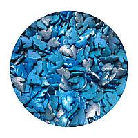 Посыпка кондитерская перламутровая Голуби (50г)
