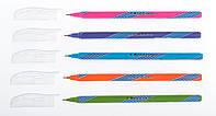 Ручка масляна Nexus синя, 1Вересня (30)