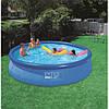 Надувной бассейн Intex 28158,( 457 х 84 см), 2 006 л/ч, фото 2