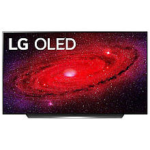 Телевізор LG OLED55CX3LA (120Гц, 4K Cinema HDR, a9 Processor Gen3, HDR10 Pro, Dolby Atmos®, 2.2 40Вт)