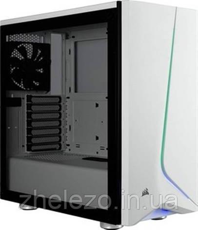 Корпус Corsair Carbide SPEC-06 RGB Tempered Glass White (CC-9011147-WW) без БП, фото 2