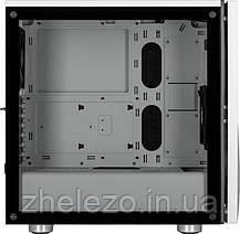 Корпус Corsair Carbide SPEC-06 RGB Tempered Glass White (CC-9011147-WW) без БП, фото 3