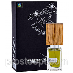 Парфюмированная вода Nasomatto Absinth Extrait унисекс 30 мл (Euro)
