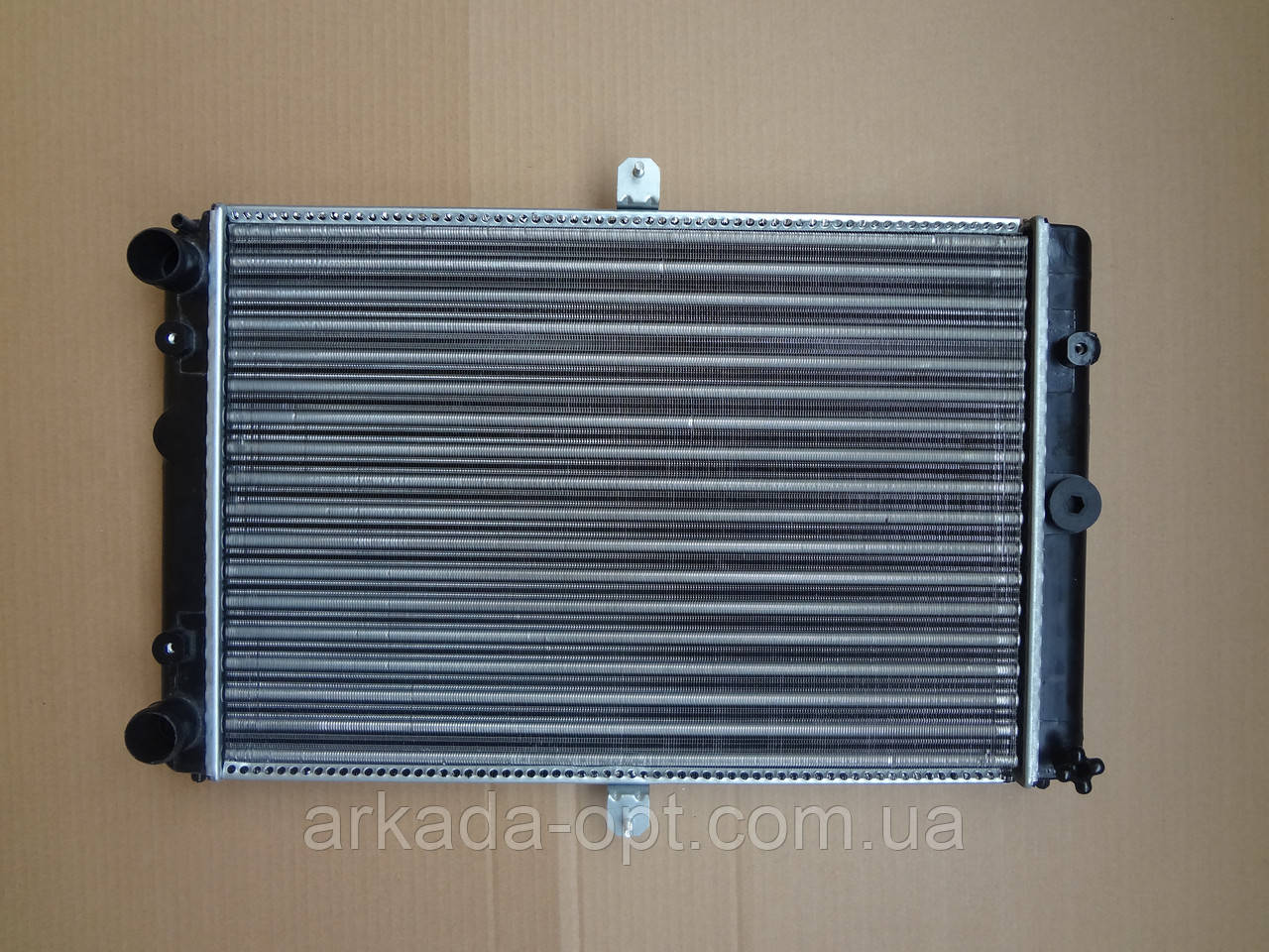 Радиатор охлаждения ВАЗ 2108 2109 21099 2113 2114 2115 ДК